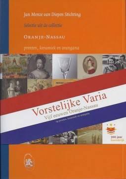 boek Oranje-Nassau