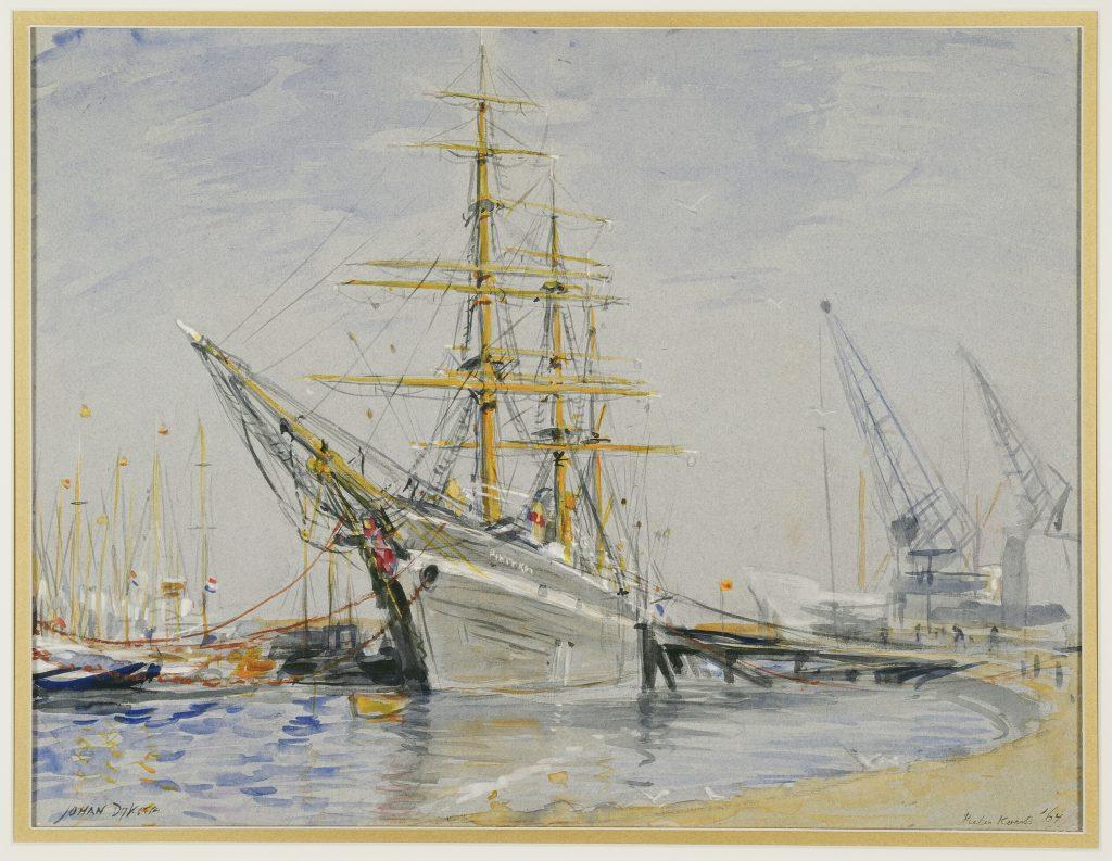 Pieter Koerts '64 Maker: Dijkstra, Johan (1896-1978)