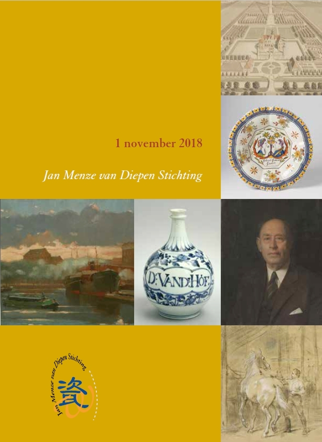 uitnodigingskaart Symposium 40 jaar Jan Menze van Diepen stichting