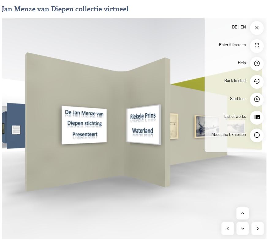 Klik op de foto en stap binnen in de virtuele expositie.